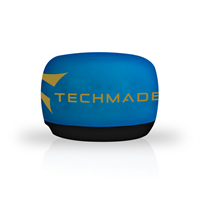 TECHMADE TM-BT660-BL MINI BLUETOOTH SPEAKER BLUE