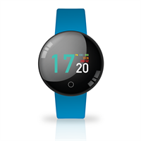 TECHMADE SMARTWATCH JOY COLOR WATERPROOF BLUE CON CARDIO