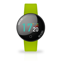 TECHMADE SMARTWATCH JOY COLOR WATERPROOF GREEN CON CARDIO