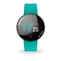 TECHMADE SMARTWATCH JOY COLOR WATERPROOF LIGHT GREEN CON CARDIO