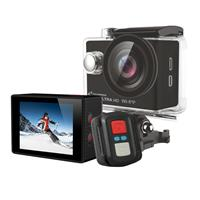 TECHMADE ACTION CAM WATERPROOF X-TECH 4K-ULTRA HD