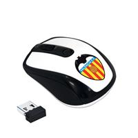 TECHMADE MOUSE WIRELESSUFFICIALE VALENCIA CF