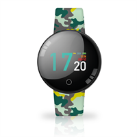 TECHMADE SMARTWATCH TM-JOY-CAM4 CON CARDIO