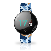 TECHMADE SMARTWATCH TM-JOY-CAM5 CON CARDIO