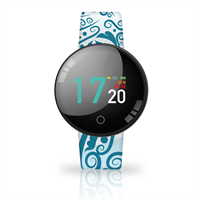 TECHMADE SMARTWATCH TM-JOY-FLO1 CON CARDIO