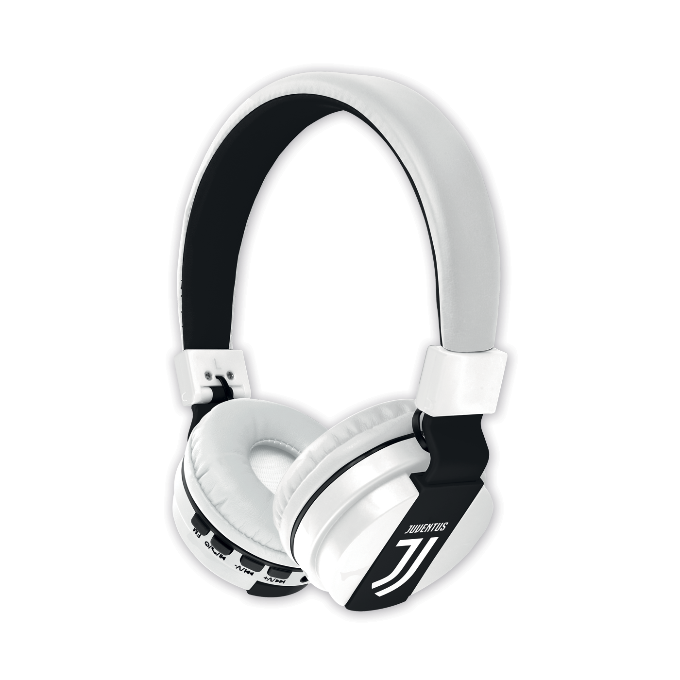 TECHMADE CUFFIE BLUETOOTH JUVENTUS