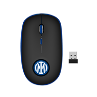 TECHMADE MOUSE WIRELESS UFFICIALE INTER TM-MUSWN4B-INT
